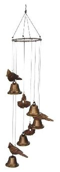 Bird Bell Wind Chime