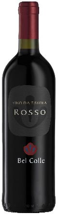 Bel Colle Rosso wine