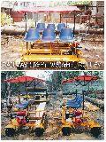 Railway Track Inspection Trolley