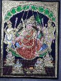 Shrinathji Tanjore Paintings