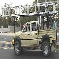 Aluminium Vehicle Mounted Tower Ladder