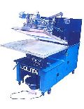 Semi- Automatic Flat Screen Printing Machine