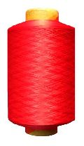 Dyed Polyester Yarns