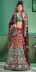 Bridal Ghagra Choli (06)