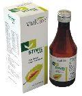 Stivil Syrup (Herbal Liver Stimulant)