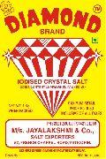 Diamond Iodised Crystal Salt 1 Kg