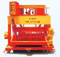 High Capacity Hydraulic Type Egg Laying Block Making Machine