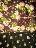 Printed Crepe Fabric