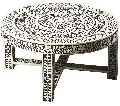 Bone Inlay Coffee Table (NB-CFTL-103)
