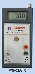 Digital Portable Ph Meter with Atc