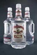 Pet Liquor Bottles