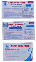 Water Purifier Stickers