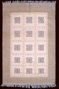 Hand Woven Woolen Durries Nce - 590