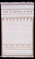 Hand Woven Woolen Durries Nce - 591