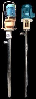 Motorized Barrel Pumps