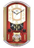 Rotating Pendulum Musical Clock