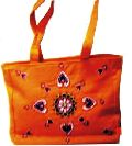 Canvas Beaded Bag Hb 1034