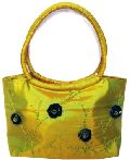 Poly Silk Embroidered Bag Hb 1008