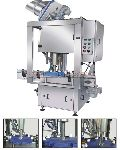 Fully Automatic Single Head Screw Capping Machine
