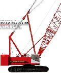 CQUY1500 Hydraulic Crawler Crane