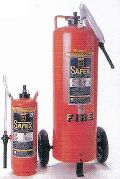 Water Gas Type Fire Extinguisher (Foam)