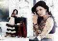 Classy Look Anarkali Style Churidar Salwar Kameez