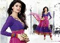 Sassy Look Anarkali Style Churidar Salwar Kameez