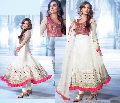 Designer Party Wear Long Anarkali Salwar Kameez
