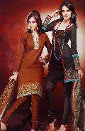 Cotton Printed Ladies Suits Materials
