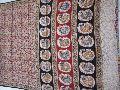Kalamkari cotton, silk saree