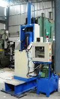 Vertical Pull Type Broaching Machine