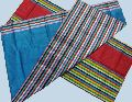 Multi Colour Hand Weaved Pure Silk Saree