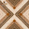 Perila Brown Wooden Floor Tiles