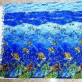 Fish Printed Beach Pareos