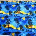 Tree Printed Beachwear Pareos