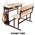 BINARY PAIR - SCHOOL FURNITURE