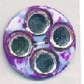 Glass Sewing Buttons - Gsb 12