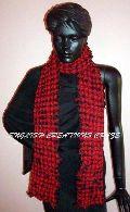 Wool stripes stoles - EC-2392 DM-A