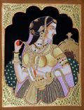 Mp-1 ancient mughal paintings