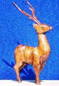 Wa - 02 wooden animal statue