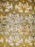 SOC - 2 Silk Organza Cutwork Fabric
