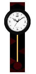 Plastic Pendulum Wall Clocks