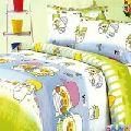 Kiddo Bubbles Bed Sheet Set
