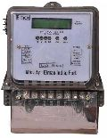 Wall Mounted Dual Energy Meter