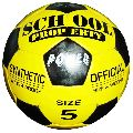 Soccer Ball School Synthetic Rubber 3 Ply, 32 Pane
