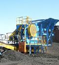 SKID MOUNTED CRUSHING PLANTS - 100 TPH