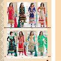 Straight Cut Georgette Work Salwar Kameez