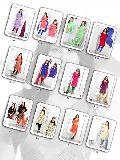 LAVANYA VOL 3- Latest Fashion Chanderi Cotton Salwar Suit