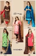 Rosemeen- Designer Fancy Georgette with Embroidry Work Salawar Suit