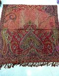 Indian Paisley Scarves for Women